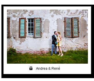 Andrea & René