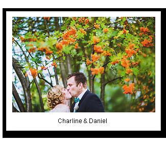 Charline & Daniel