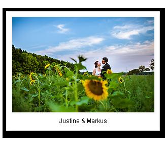 Justine & Markus